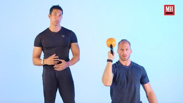 Form Check: Shoulders