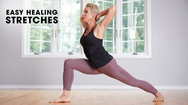 Easy Healing Stretches
