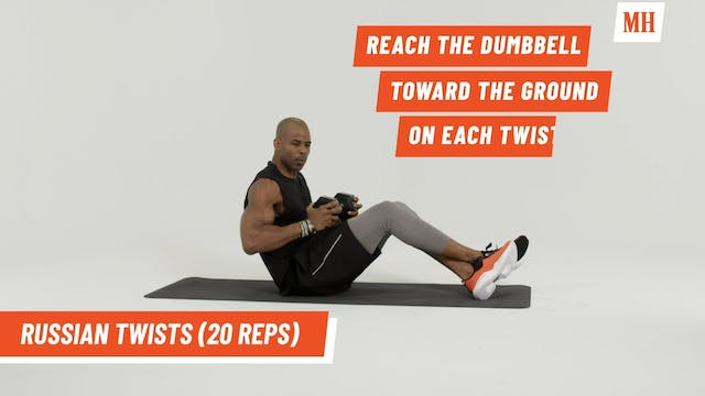 Burner: 10-Minute Ab Shred with Ngo O...