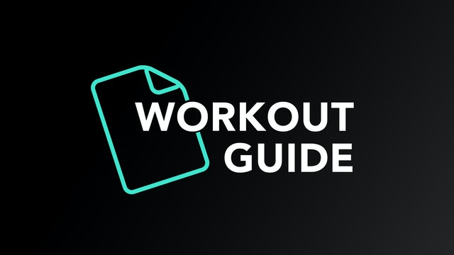 Run Faster Workout Guide