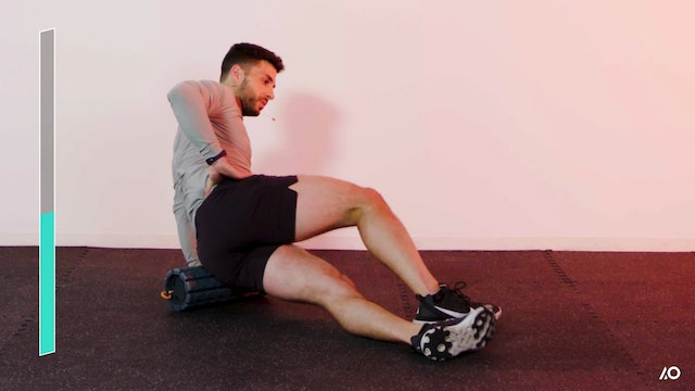 Daily Mobility: Foam Rolling