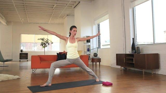 Yoga Reset: 10-Minute Yoga Blast