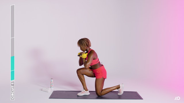 Glutes & Arms Challenge: Kettlebell Glutes