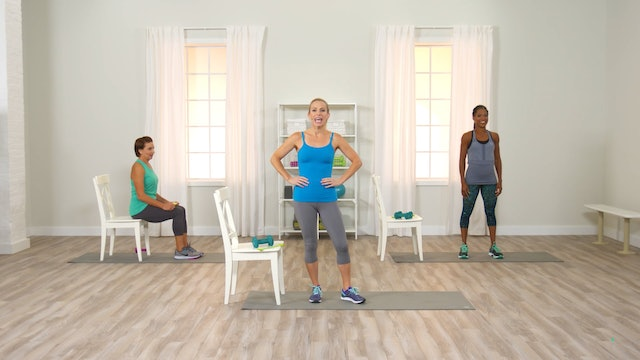 Fit In 10: Totally Toned Triceps