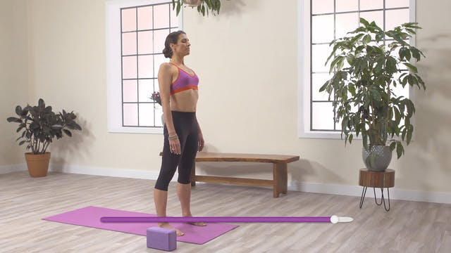 With Yoga: Back Magic