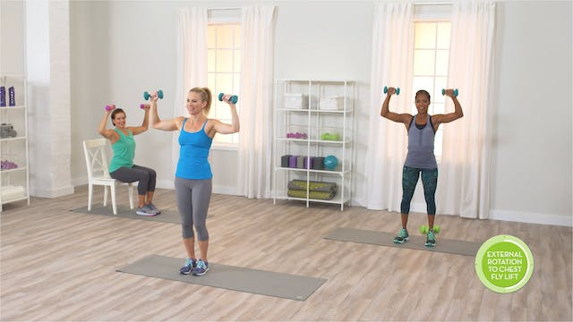 Fit In 10: Dare to Bare Arms