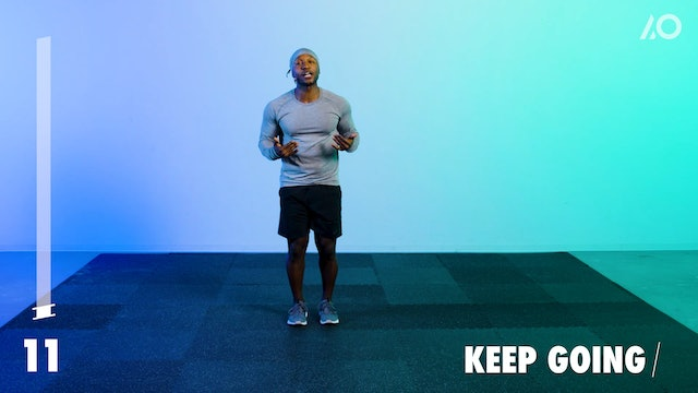 All Out HIIT: Bodyweight Lower Body