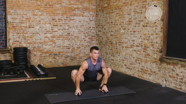 6-Week Sweat Off: Bodyweight Full Body 1