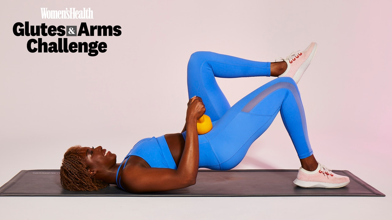 Glutes & Arms Challenge