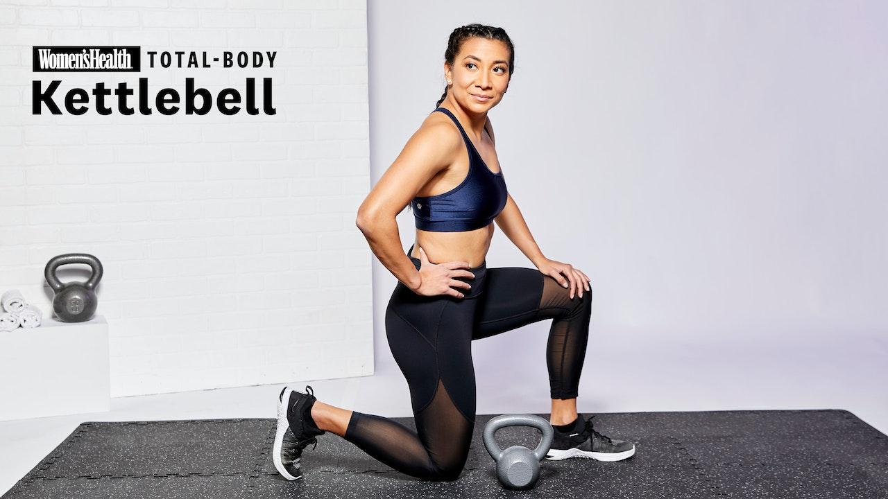 Total-Body Kettlebell