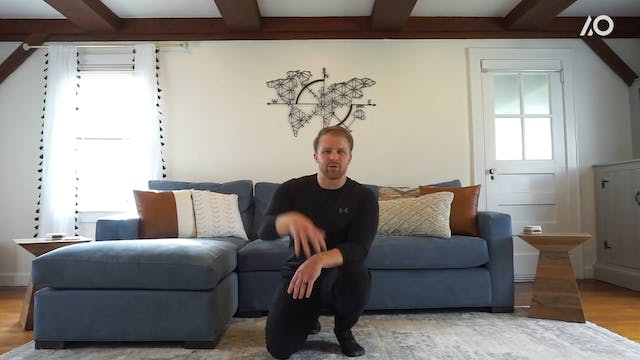 At Home: Lower Body with David Otey