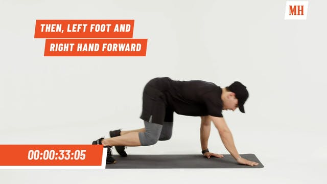 Burner: 10-Minute Ab Meltdown with Fr...
