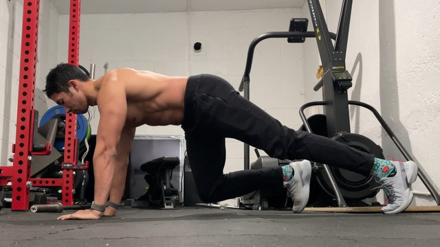 Back Mobility and Stability Flow