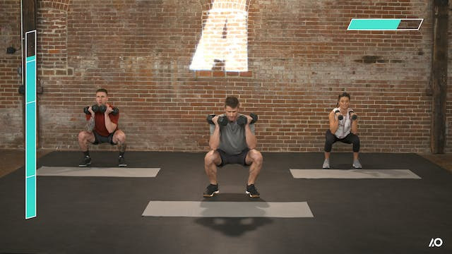 Anarchy Abs: Lower Body