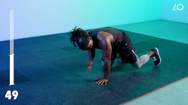 All Out HIIT: Dumbbell Total Body
