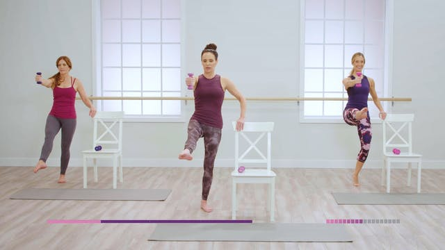 Barre Burn: Total Body Barre