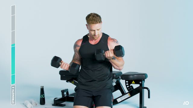 Total-Body Blitz: Arms and Back