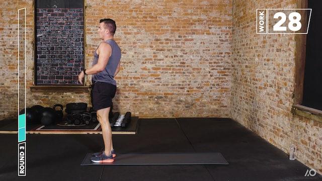 6-Week Sweat Off: Bodyweight Full Body 1