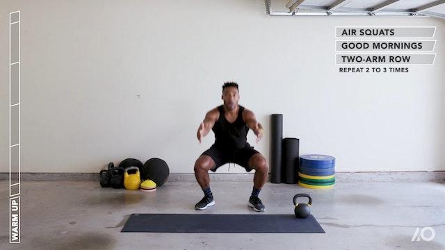 Freeman Method: Upper Body
