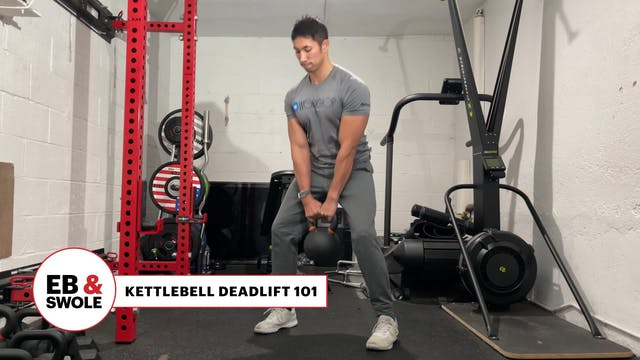 Kettlebell Deadlift