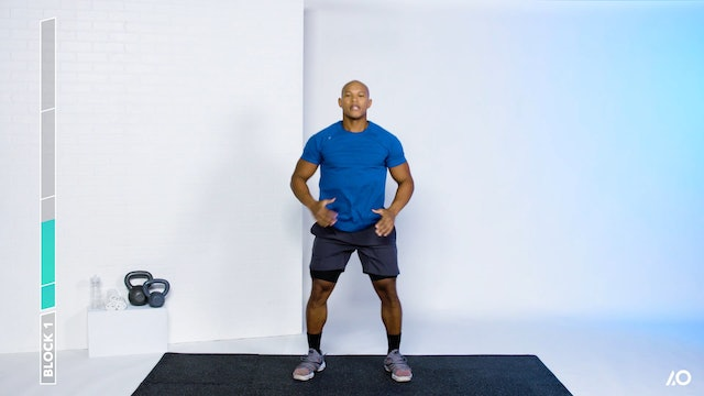 20-Minute Metcon: Lower Body and Cardio