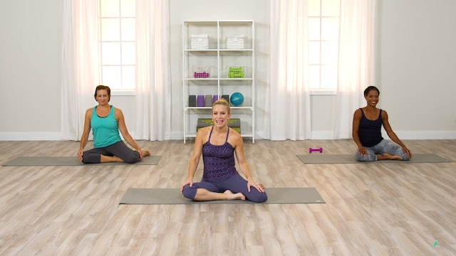 Fit In 10: Flat & Firm Abs