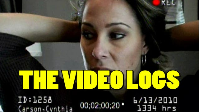 Agent Cynthia Carson [The Video Logs]