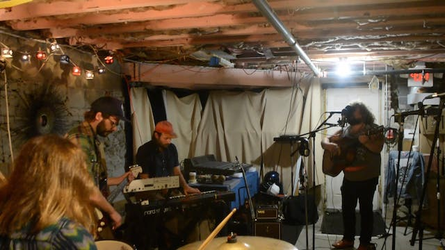 "LANGOR STUDIO SESSION: ""It Aint Gone"""