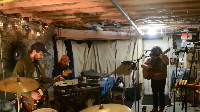 "LANGOR STUDIO SESSION: ""Labor of Love"""