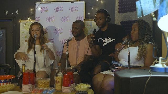 Mina's House 100th Episode LIVE Podcast @ PHARMACY
