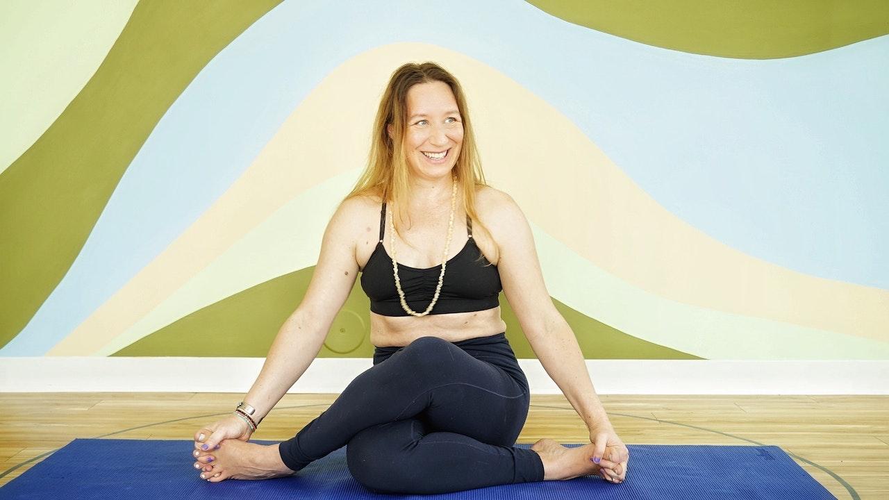 Vinyasa Flow at Elk Rock Yoga