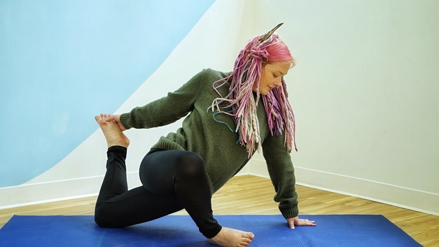 Yoga Therapy Lab at Elk Rock Yoga