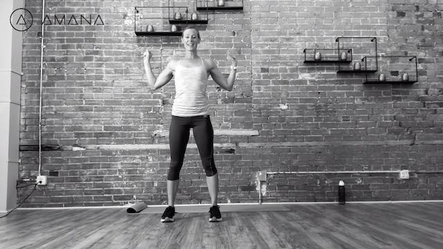 High Impact Full Body Workout With Lara