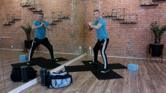 Amana Live 6/2: Strength + Conditioning (Bodyweight) with Jeff Sidwell