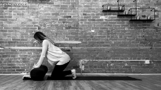 Yin with Alia : Root Chakra