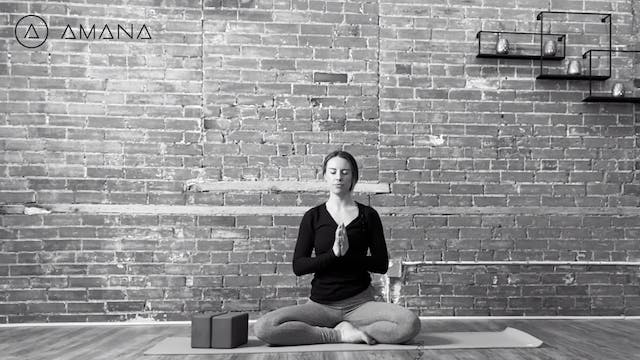 Meditation Prep: Breath Work + Flow w...