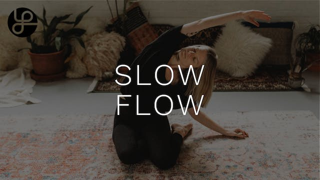 Yoga Pearl Live 8/4: Slow Flow with N...