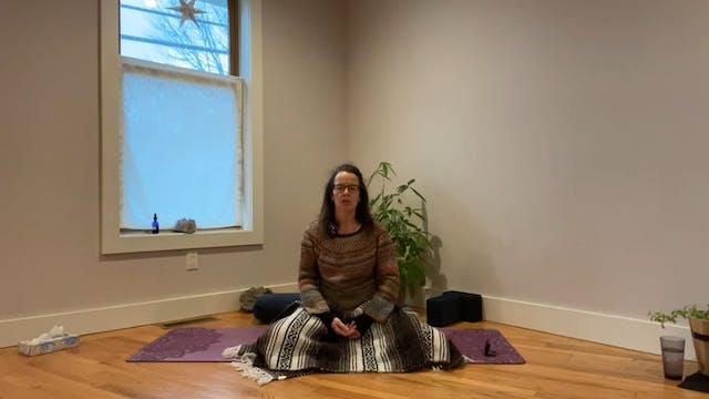 Chakra Balancing Yoga Nidra
