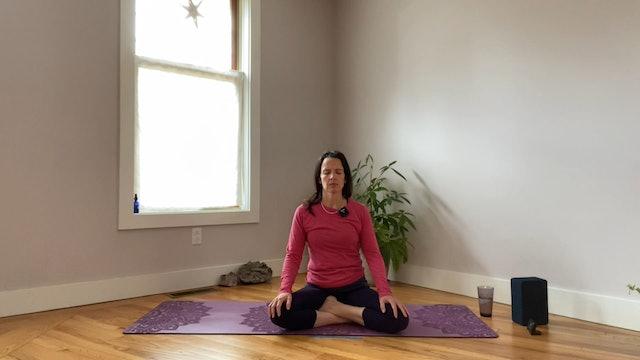 Balancing Yoga Nidra