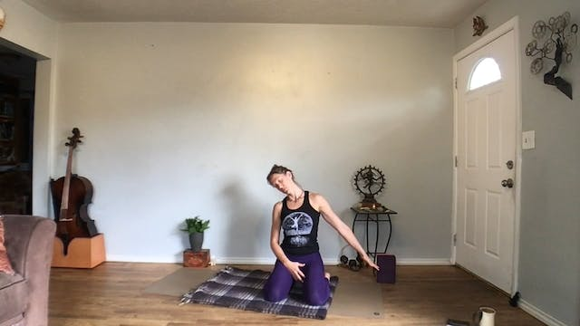 Grounding Slow Flow with Emily Dalsfoist