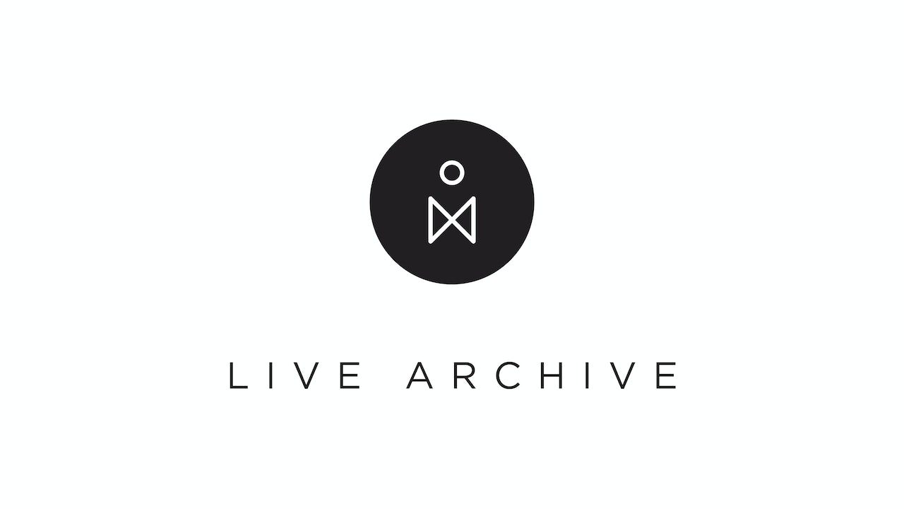 Archived Amana Live Streams