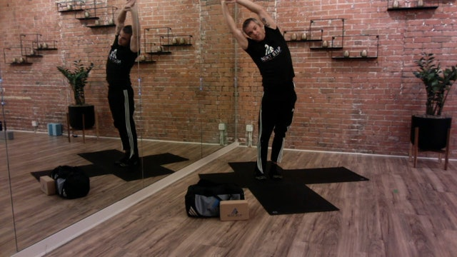 Amana Live 6/4: Strength + Conditioning (Bodyweight) with Jeff Sidwell