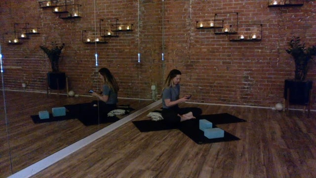 Amana Live 6/11: Meditation with Alia
