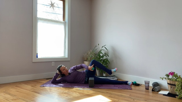 Myofascial Release for the Inner Thighs