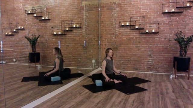 Amana Live 6/19: Meditation with Alia