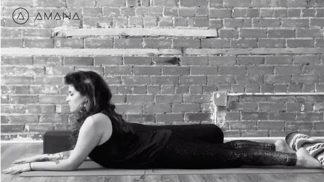 Yin Yoga with Rebecca