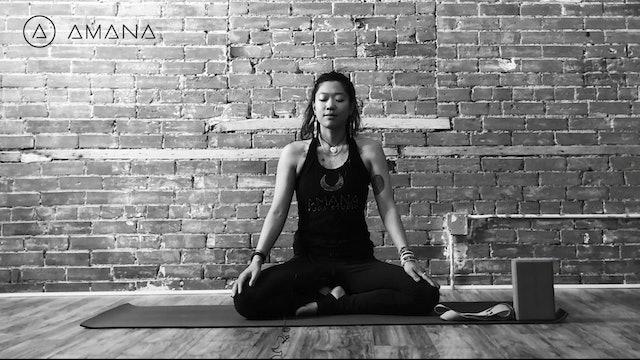 Hatha Yoga With Carlye