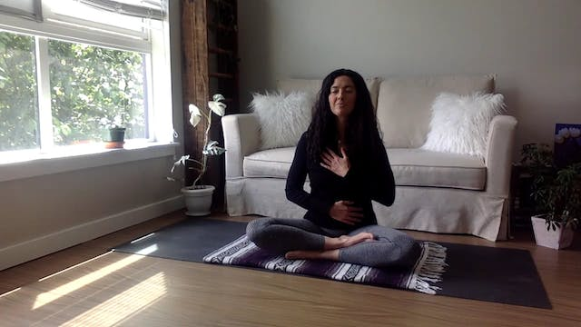 Grounding Meditation with Emily Robinson