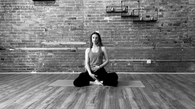 Chakra Introduction Meditation with Alia