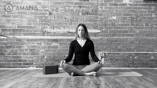 10 Minute Guided Meditation with Alia